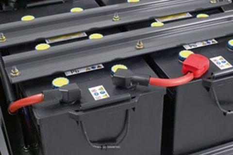 Sostituzione Batterie